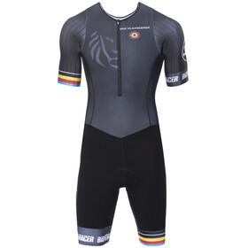 Bioracer Van Vlaanderen Heren grijs/zwart